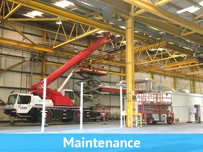 lifting equipment repair Port Talbot